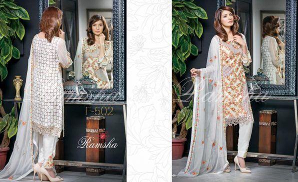d8f45ca106 Buy Online Ramsha Zari Collection 2017 Vol-5   1000 Ideas Of ...