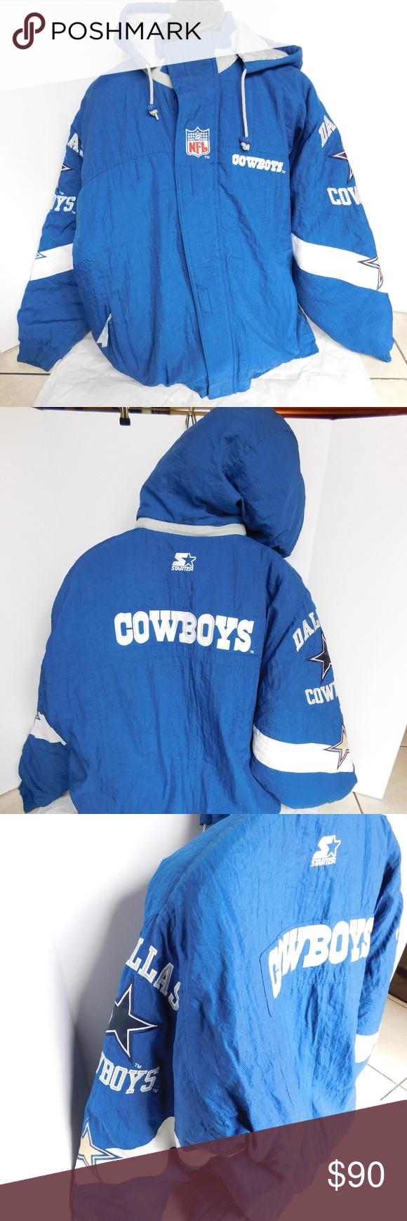 c82dbff9d 90 S Vintage Pro Line Dallas Cowboys Jacket Title- VINTAGE APEX ONE DALLAS  COWBOYS WINDBREAKER JACKET MEDIUM Brand- PRO LINE STARTER Style-  WINDBREAKER ...
