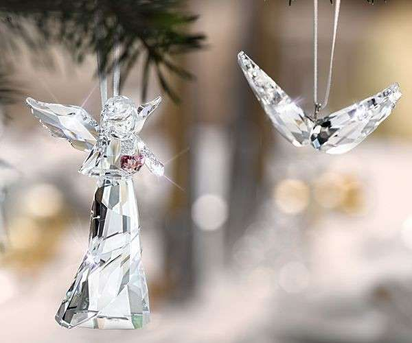 Swarovski Decorazioni Natalizie.Decorazioni Albero Di Natale In Swarovski Foto 10 42 Stylosophy Ornamenti Natalizi Decorazioni Albero Di Natale Swarovski