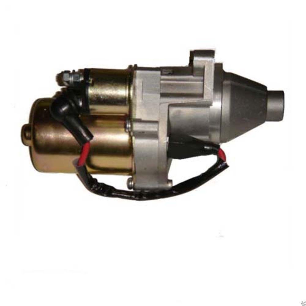 Replacement Honda Gx340 Gx390 Unit Electric Starter Motor 31210 Ze3 Charging System Wiring 013