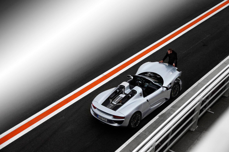 sjoerdtenkate.com for RAMP / Porsche 918 spyder