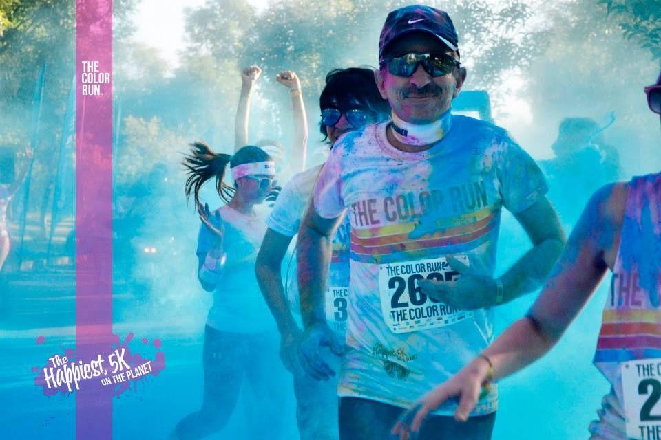 Color Runners The Run Puebla Pinterest