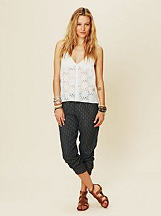 Boarding Genius Pant - Free People