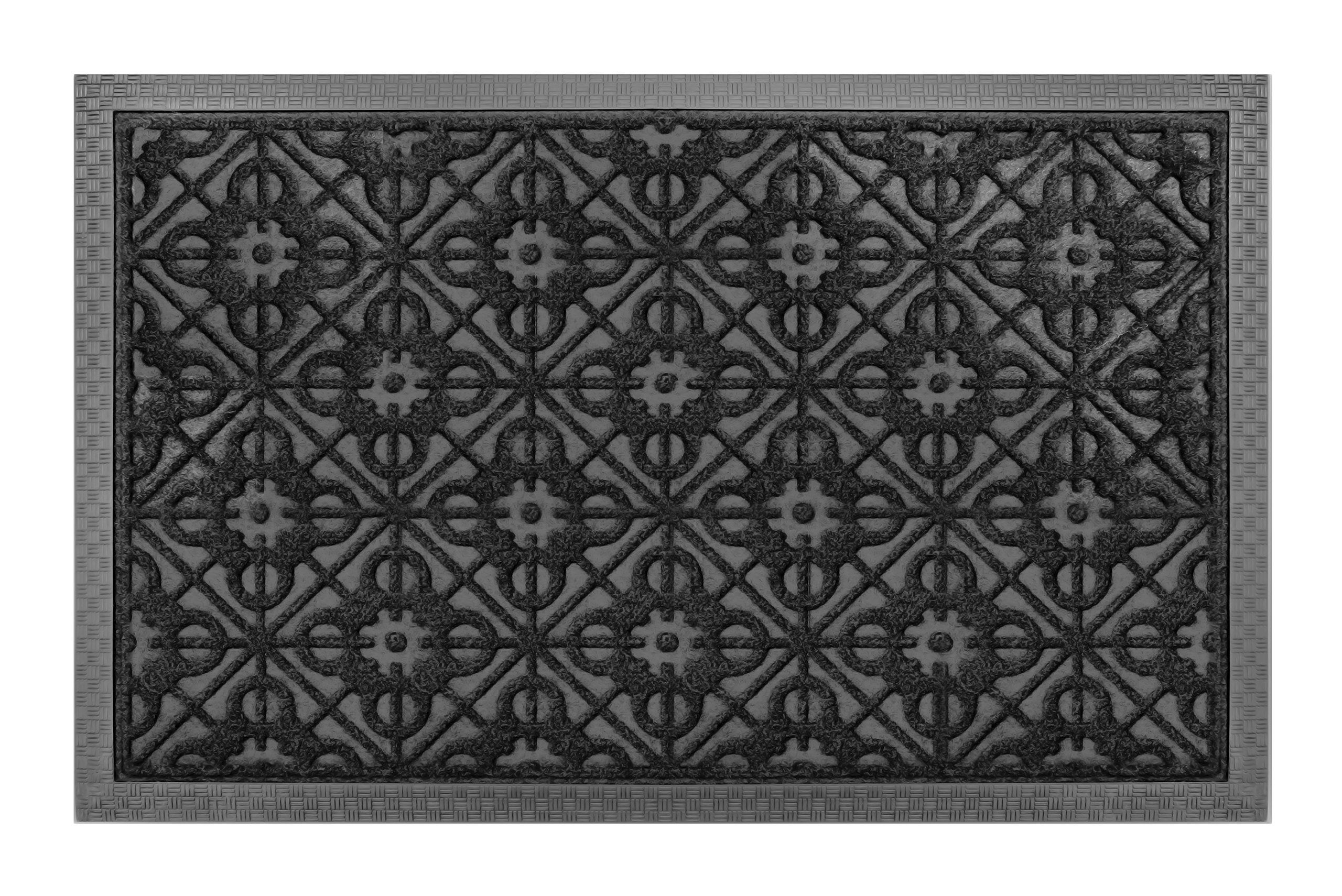 doormat rugs double inch welcome mat mats extra teal entry unique large outdoor entrance front outside rubber indoor door