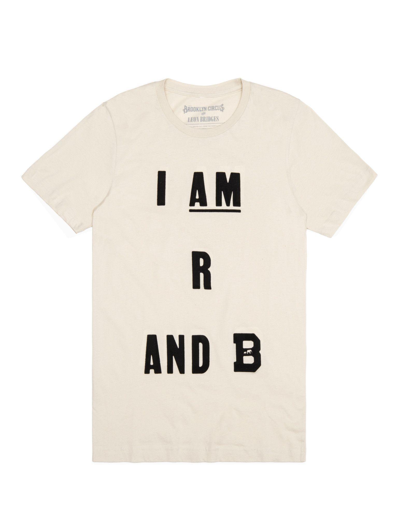 Bkc Leon Bridges Tee Leon Bridges Tees Shirts