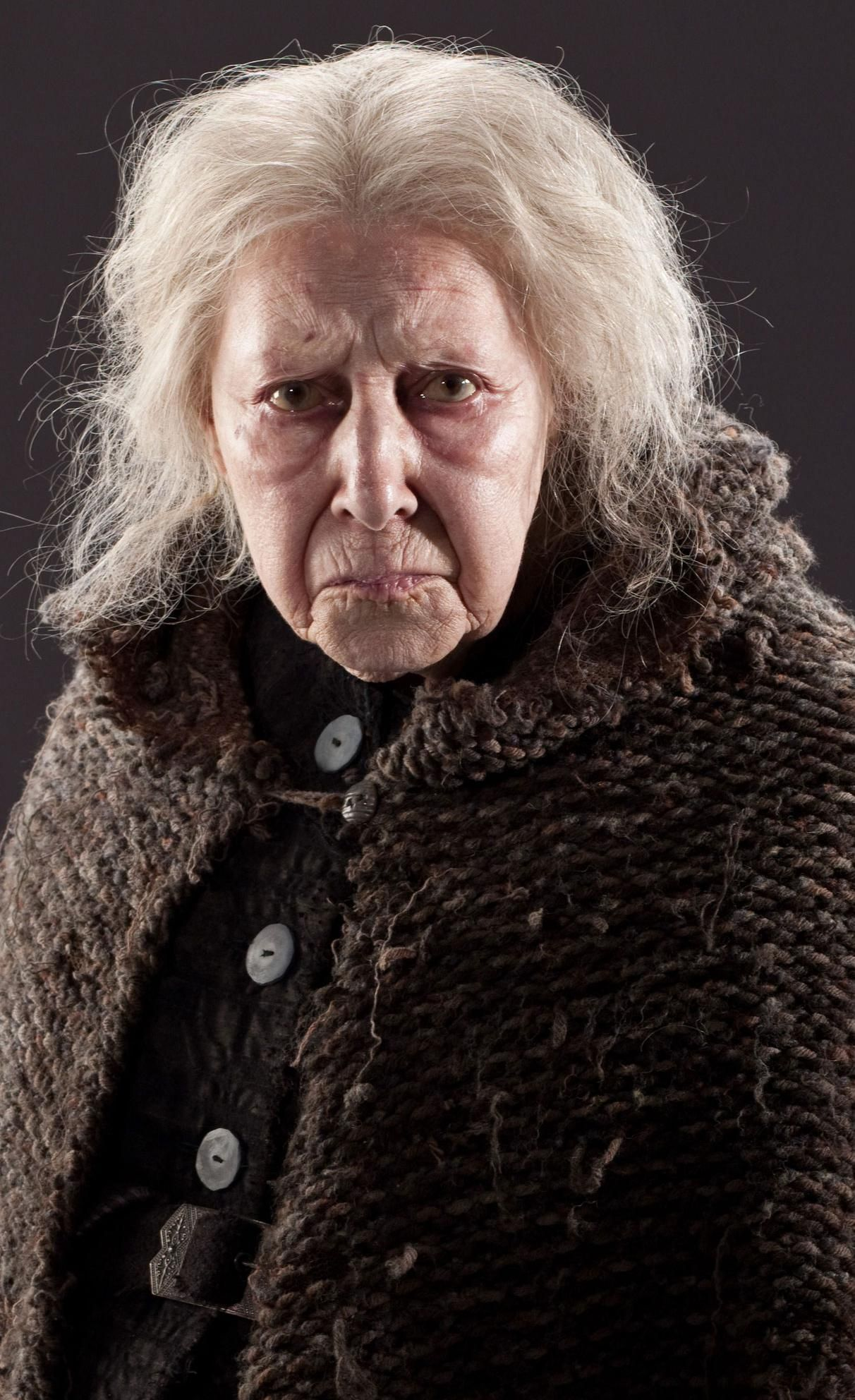 Hazel Douglas As Bathilda Bagshot A Noted Historian In The Wizarding World And Author Of The Book A H Harry Potter Characters Harry Potter Harry Potter Wiki