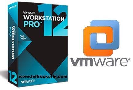 VMware Workstation Pro 12 5 6 Serial Key + Cracked Full