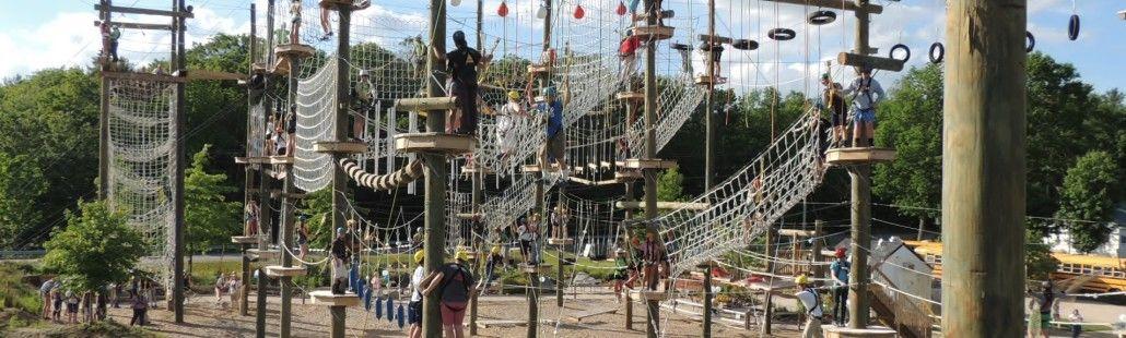 Take Flight Ariel Adventures 506 Blue Star Memorial Highway Kittery Maine 03904 Phone 207 439 8838 Takeflightarieladve Adventure Ziplining High Ropes Course