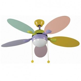 Remarkable Faro Tinos Illuminated Ceiling Fan Childrens Room House Download Free Architecture Designs Ferenbritishbridgeorg