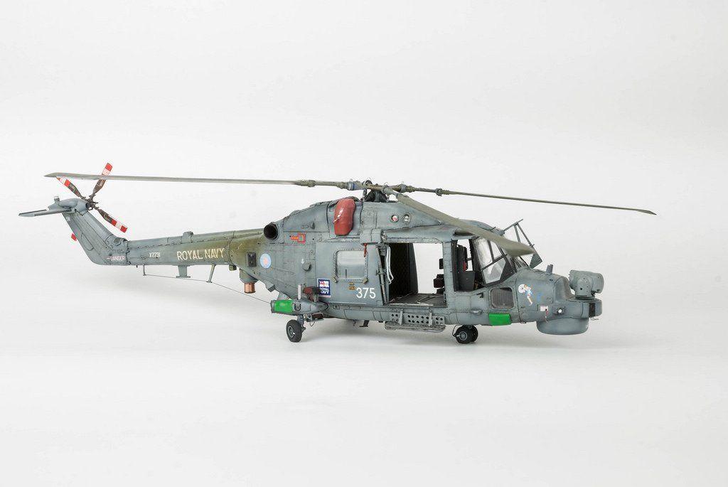 Airfix 1/48 Westland Lynx HMA 8 XZ731 - Ready for Inspection