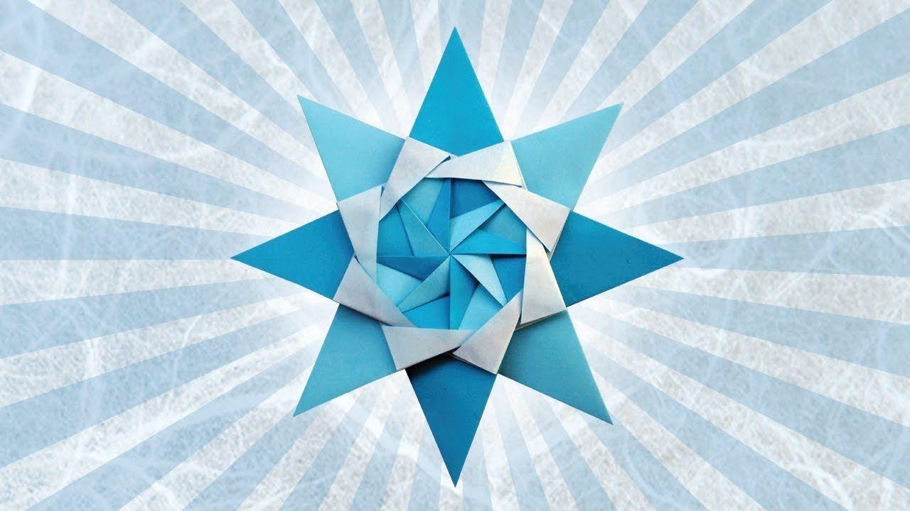 Origami: Estrella Boreale - Hogar Tv  por Juan Gonzalo Angel