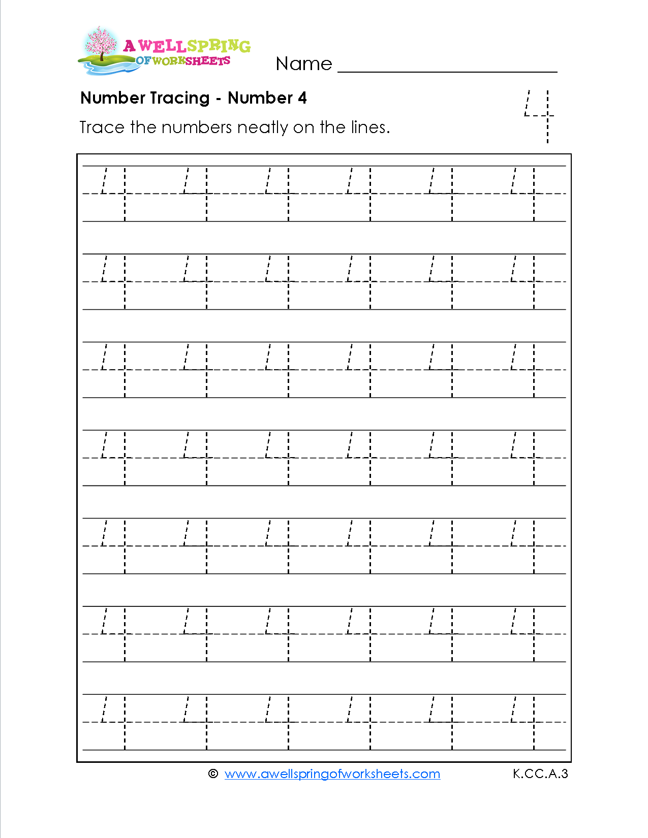 Number Tracing for 0-20 - This set of worksheets for numbers 0-20 ...