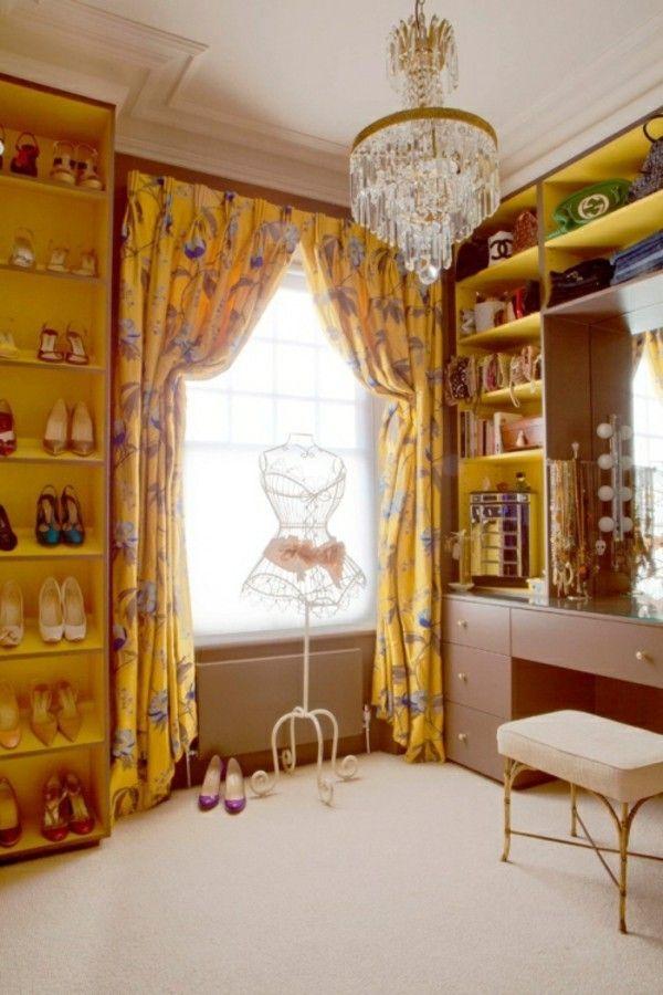 schminktische modern goldenes flair #Design #dekor #dekoration