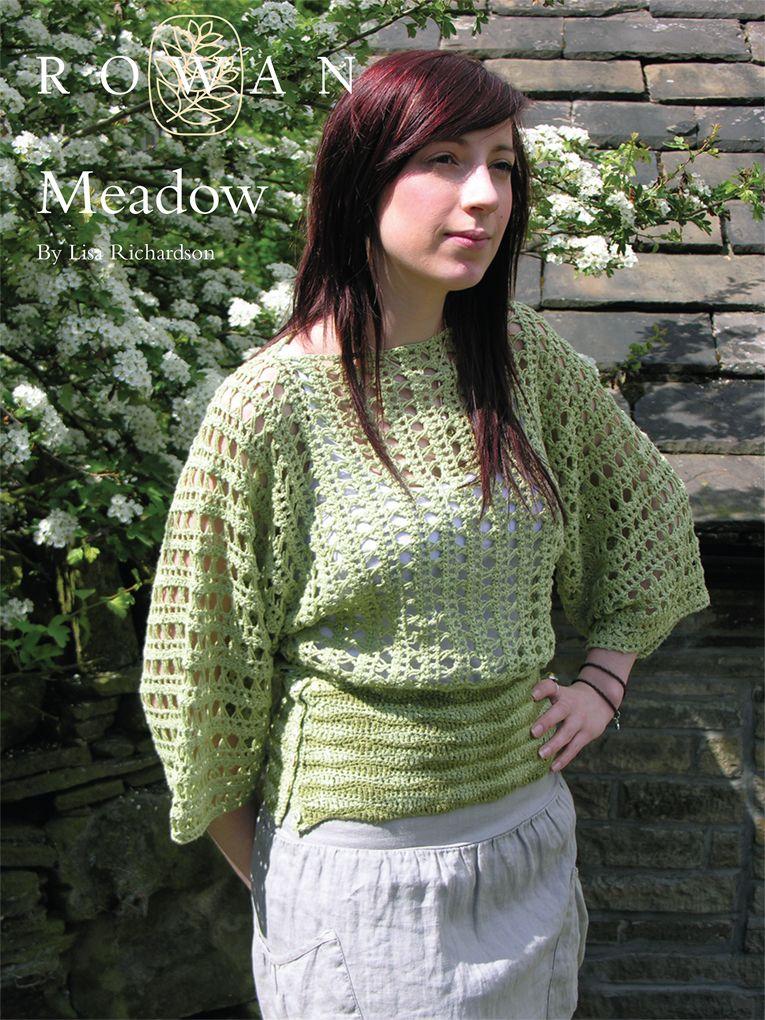 Meadow Free Rowan Crochet Pattern Httpknitrowanfiles