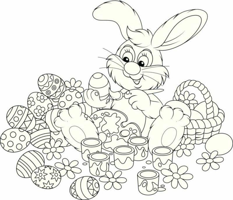 Frohe Ostern Bilder Zum Ausdrucken 22 Kostenlose Vorlagen Osterhase Erstaunlichfrohe Ausmalbilder Oster Easter Bunny Pictures Bunny Pictures Easter Bunny