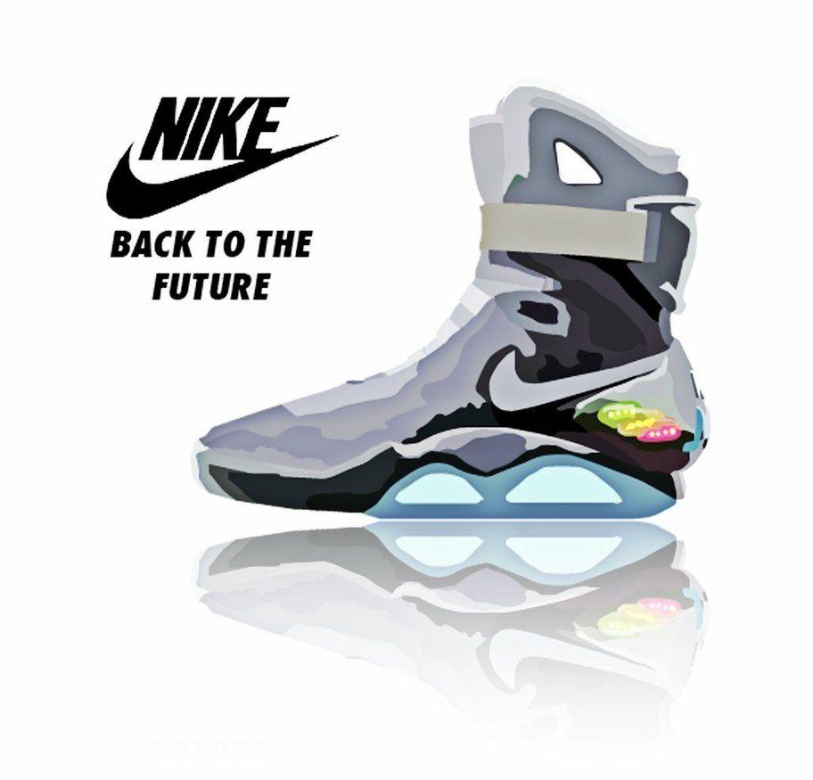 chaussure nike air mag