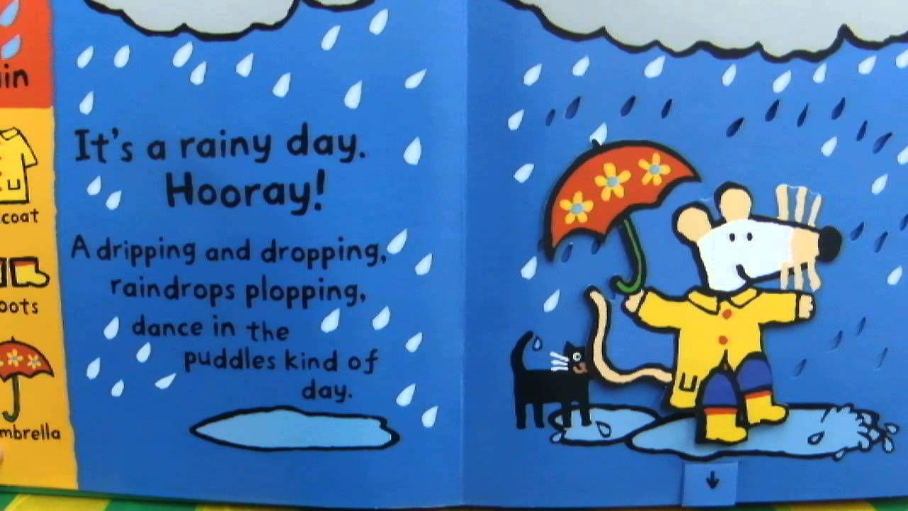 Maisys wonderful weather book weather books weather