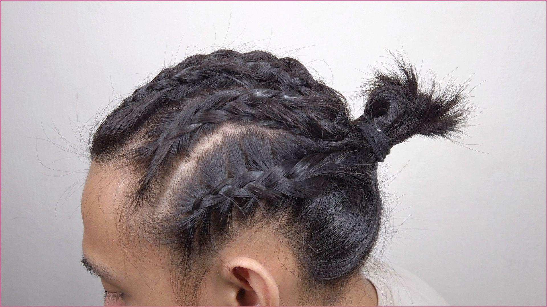 Chicos con cabello azul #cabello #chicos  Mens braids hairstyles