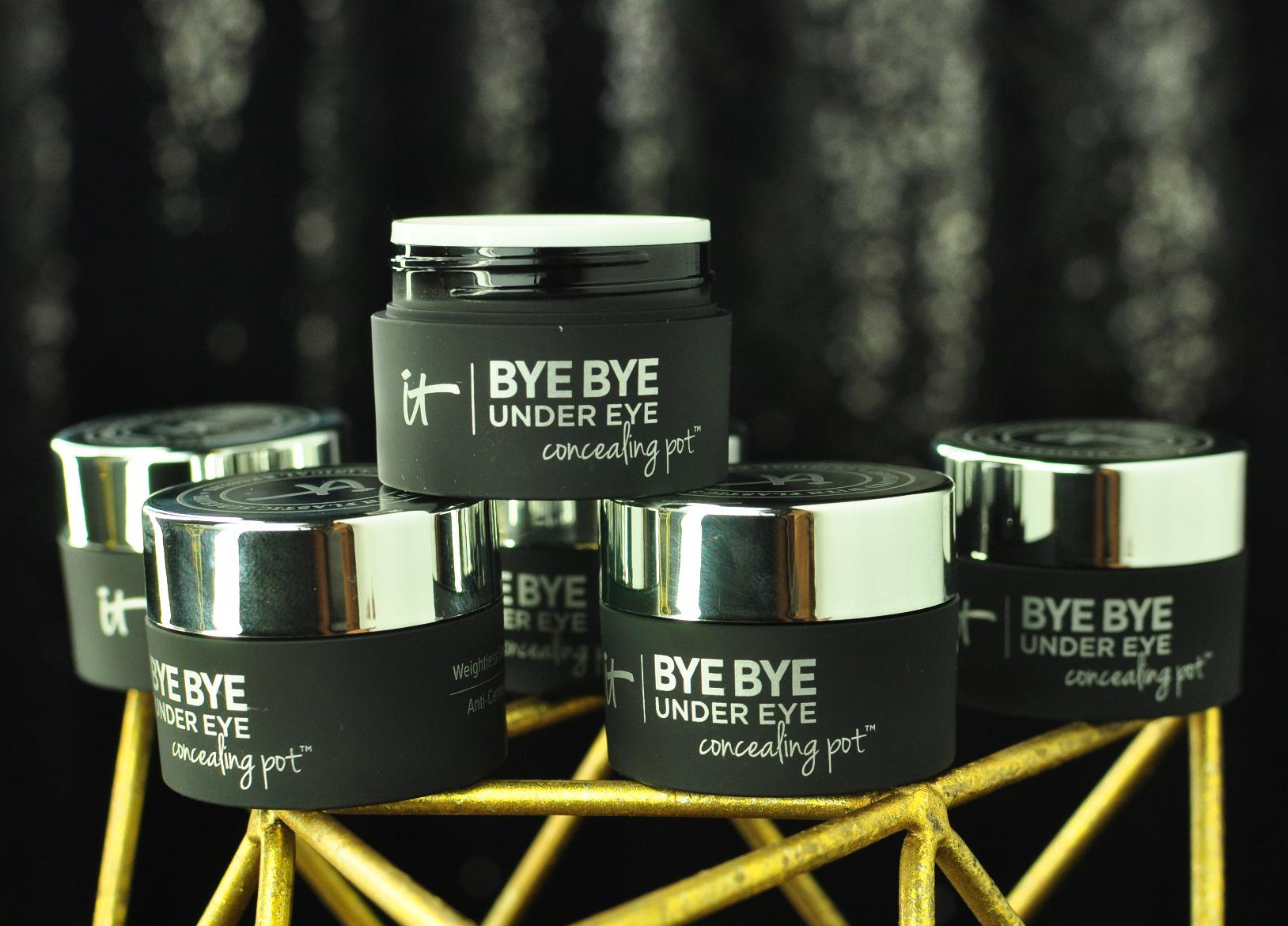 IT Cosmetics Bye Bye Under Eye Concealing Pot Review
