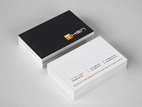 In name card \u2013 card visit chuyên nghiệp tại TPHCM   www
