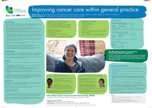 Improving cancer care within general practice