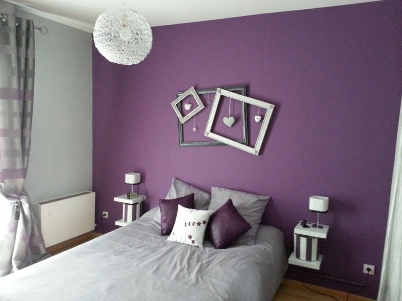 ⚛ décoration chambre d\'adulte les meilleurs conseils en Haut ...