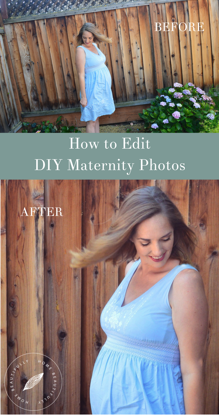 Looking for tips for editing your DIY photos?  Keep on reading for how to make your at-home photos look professional!