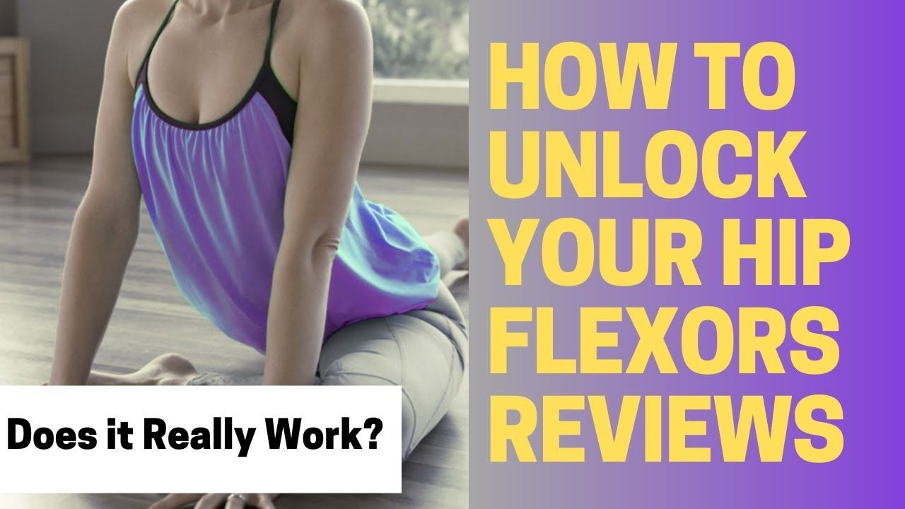 Hip Flexor Release Stretches
