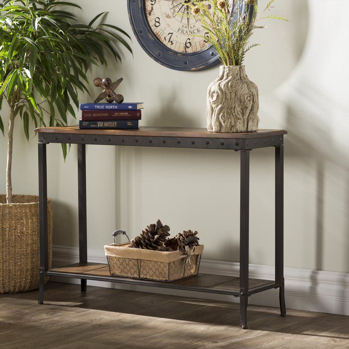 Photo of Lucia 39″ Console Table