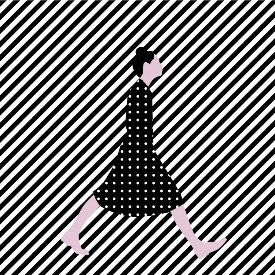 Pop and Colorful Illustrations by Irina Kruglova – Fubiz Media