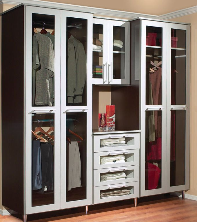 Learn to Love Your Closet, Big or Small Closet designs