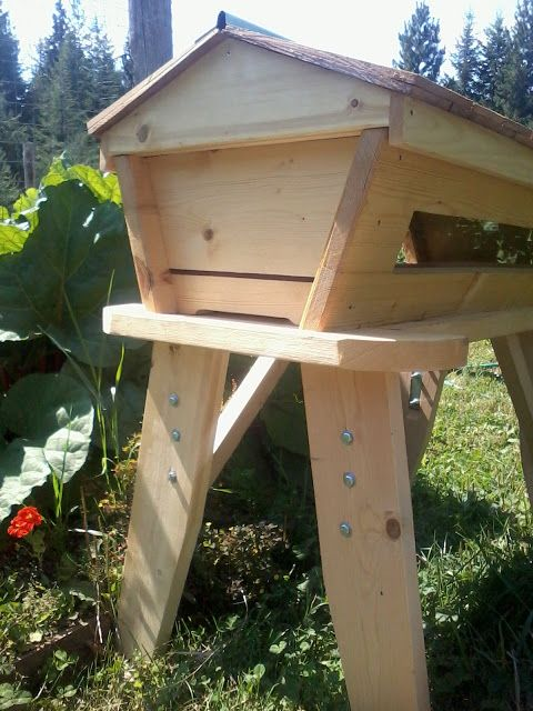 Ordinaire Golden Mean Hive . . | Kiwi Beekeeping TopBar Hives A Top Bar Hive That  Produces