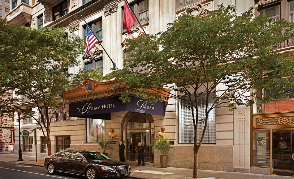 The Latham Hotel Philadelphia Pa Opal Collection Hotels Resorts