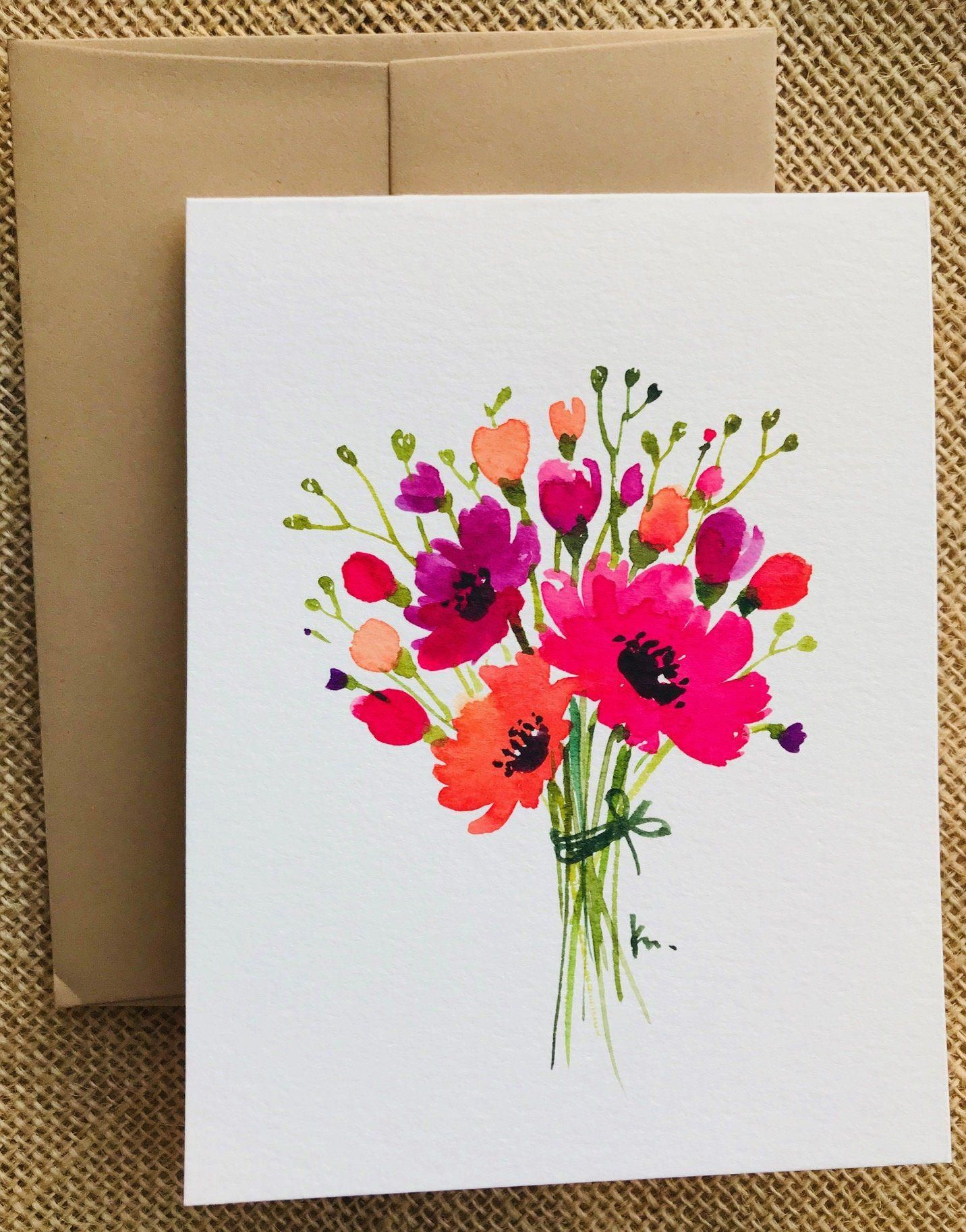 Home Improvement Painting 101 Watercolor Greeting Cards