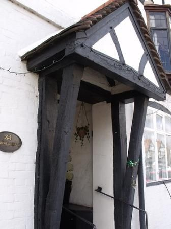 Tudor Front Door Tudor Style Homes Tudor Style