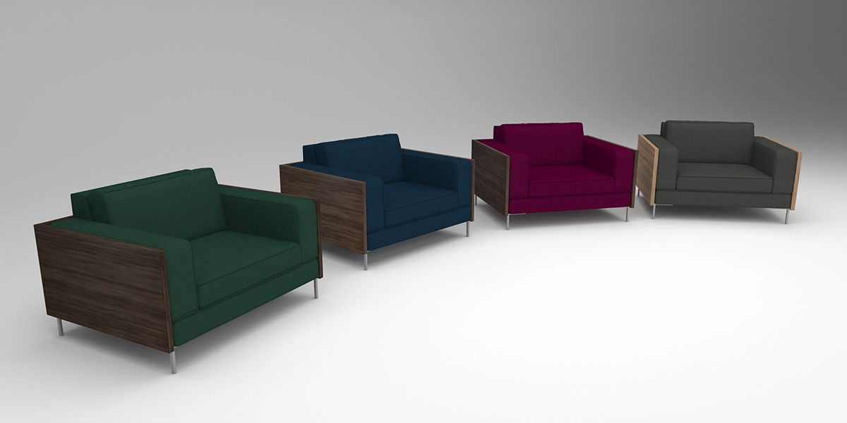 Armchair Design Furniture Design Competition Proposal On Behance Furniture Design Competition