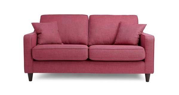 Endo 3 Seater Sofa Revive | DFS | Living Room | Pinterest | Dfs ...