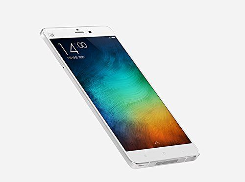 "Xiaomi Mi Note - Smartphone libre Android (pantalla 5.7"", cámara 13 Mp, 16 GB, Quad-Core 2.5 GHz, 3 GB RAM), blanco"