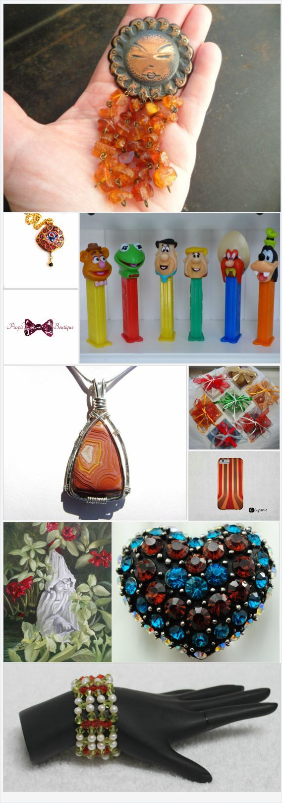 Some of my favorite things by Kate Brooks on Etsy
