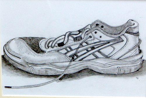 jordan shoes xx9 photo realistic pencil portraits commission 819