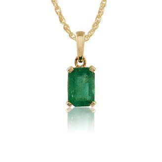 Emerald pendant gemondo gold frankincense myrrh pinterest emerald pendant gemondo aloadofball Image collections