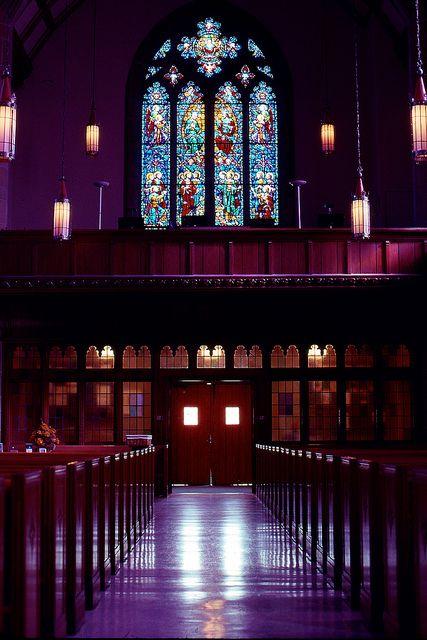 Inside God S Symmetrical House Loyola University Baltimore City Cathedral