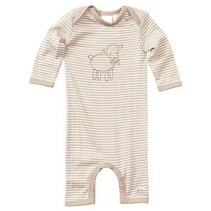 Catriona Rowntree Wool Coverall - White