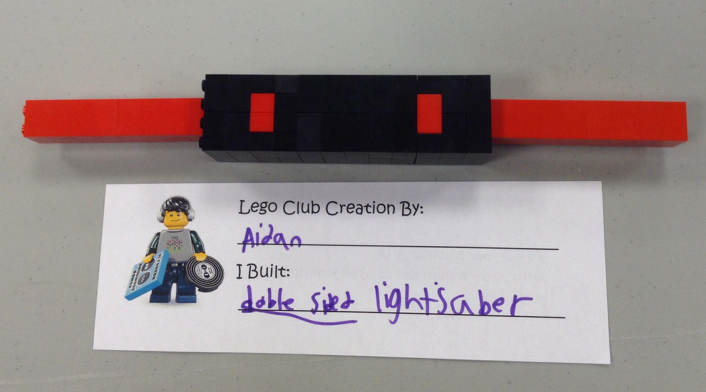 LEGO Club Feb 3