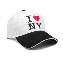 Black Bill I Love NY Cap