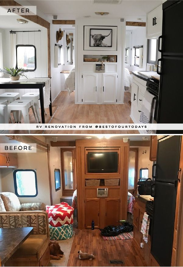 Photo of This Nashville Couple brings new life to outdated campers!