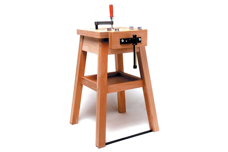 Holzbildhauerbock Werkbank Selber Bauen Holz Holz Schnitzen