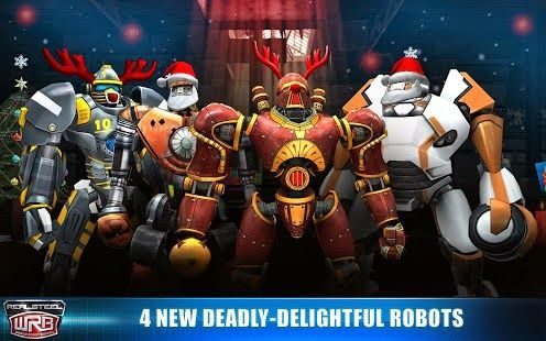 Real Steel World Robot Boxing Apk Mod V13 13 260 Data Unlimited