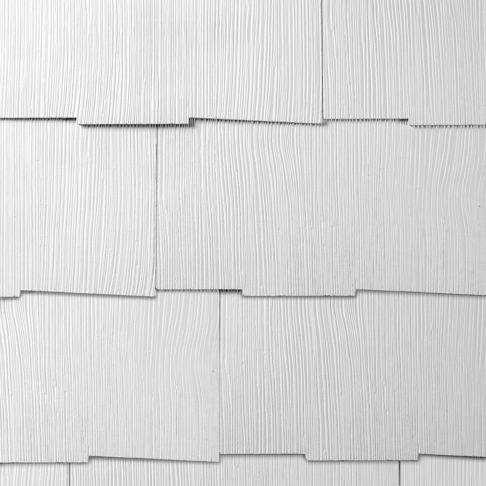 Gaf Weatherside Emphasis 14 5 8 In X 25 5 32 In Fiber Cement Shingle Siding 2261000wg Shingle Siding Fiber Cement Shingling