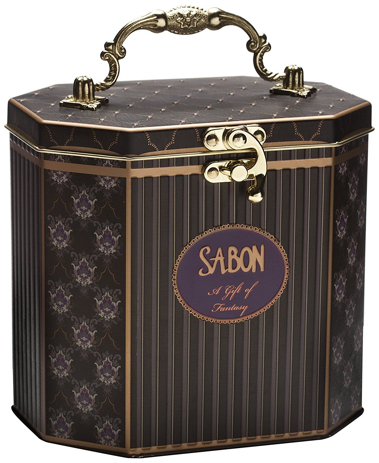 SABON Tin Box ** This is an Amazon Affiliate link. Details can be found by clicking on the image.